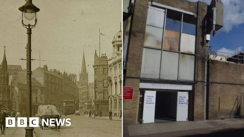 Concrete to cobbles: Can a city centre go back in time?