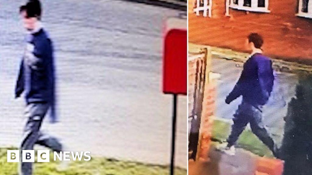 CCTV released in hunt for 'girlfriend trek' teen