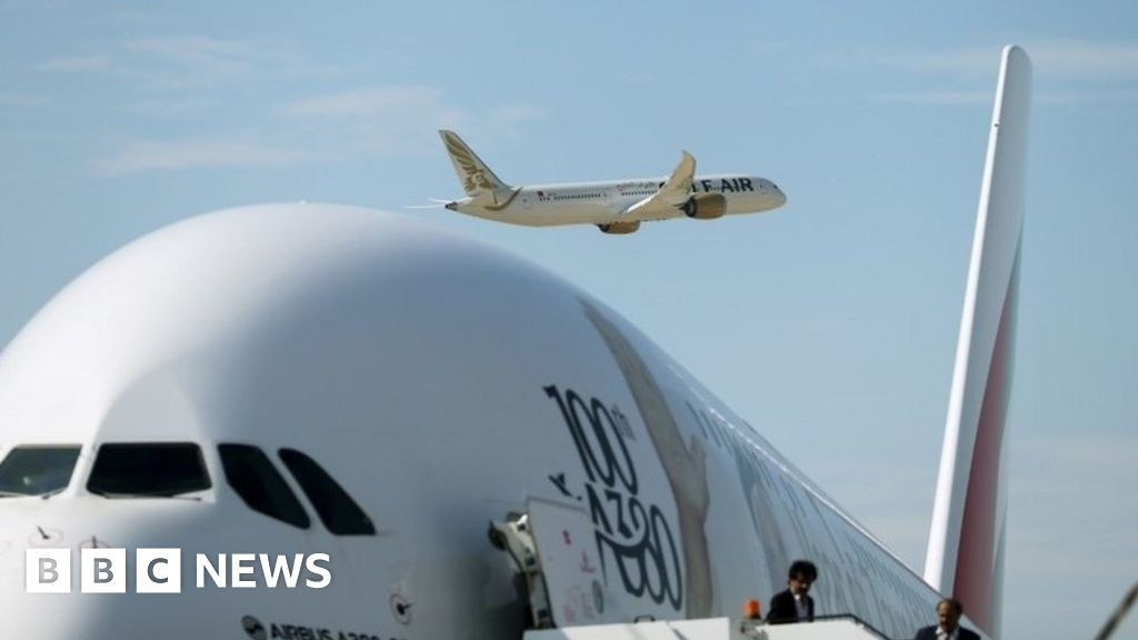UK and US announce deal after Boeing-Airbus truce