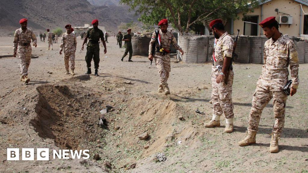 Attack on military parade in Yemen kills dozens