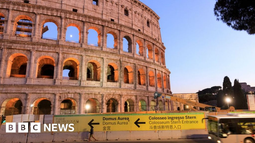 Weird Italy _116227381_gettyimages-1270251275 Italy seeks engineer to build new Colosseum floor What happened in Italy today