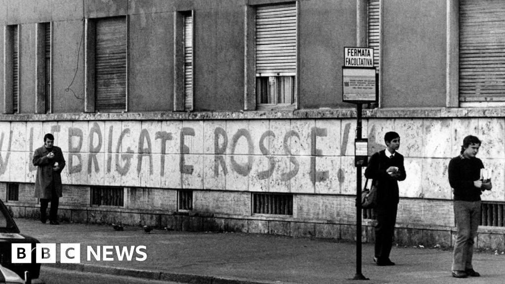 France has arrested former members of the Italian terrorist group the Red Brigade