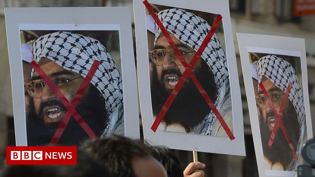 Masood Azhar: Jaish-e-Mohammed leader listed as terrorist by