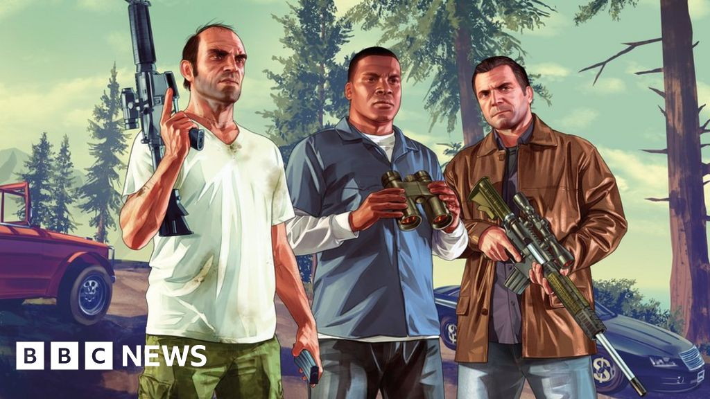 GTA V: Force Hax, Lexicon and Menyoo sites shut down - BBC News