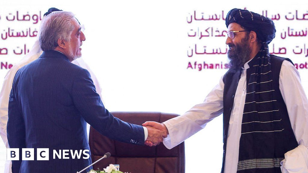 Afghanistan: Who originally supported Trumps deal with the Taliban?