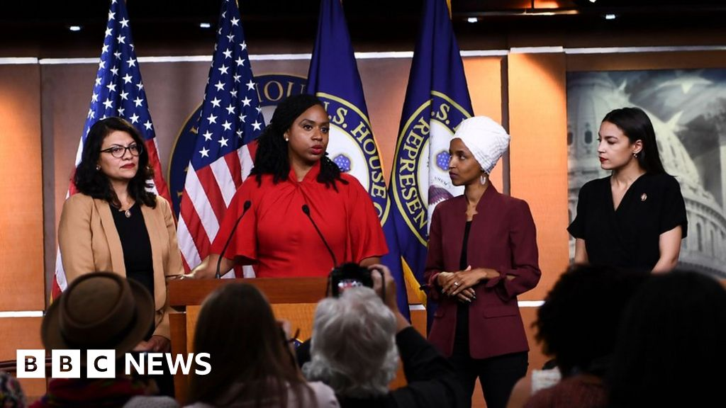 'Don't take the bait' - US congresswomen thumbnail