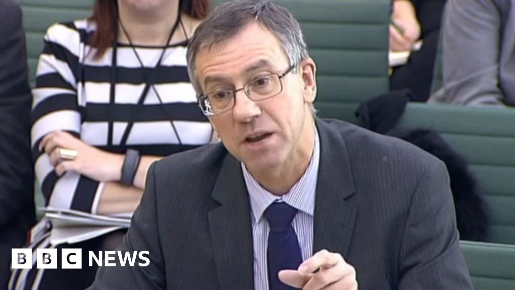 'Fresh direction' for prisons as head quits
