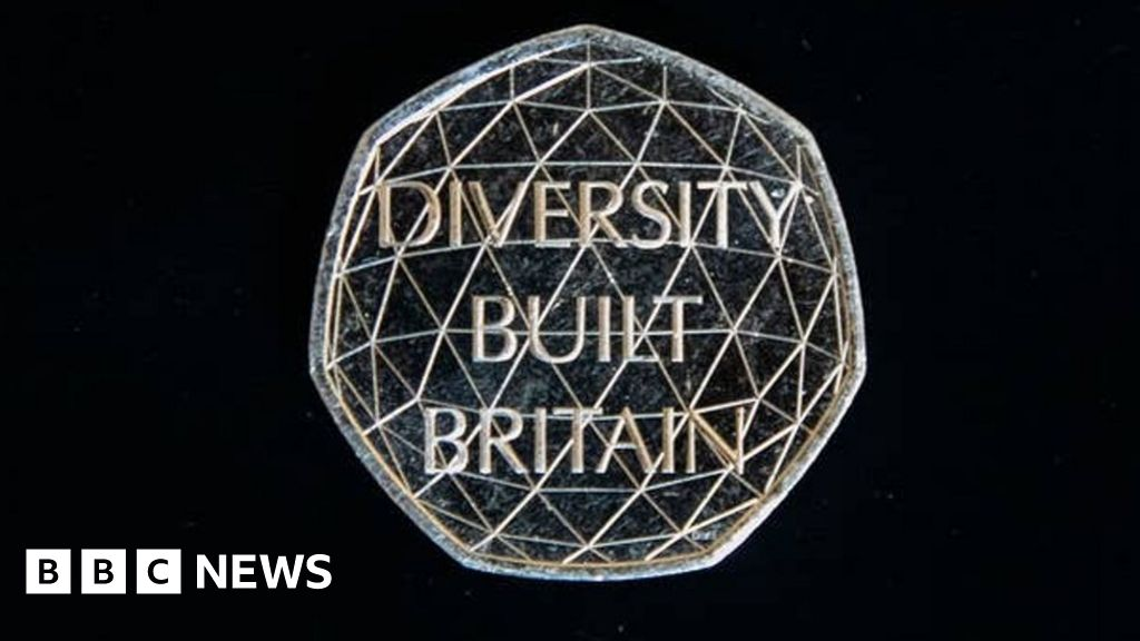 New diversity coins launched by Gloucestershire campaigner