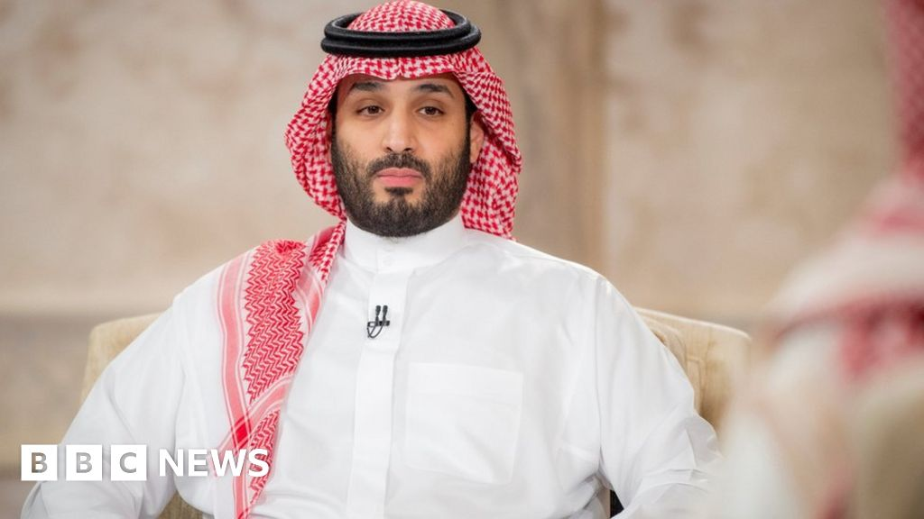 The crown prince of Saudi Arabia is looking for good relations with Iran