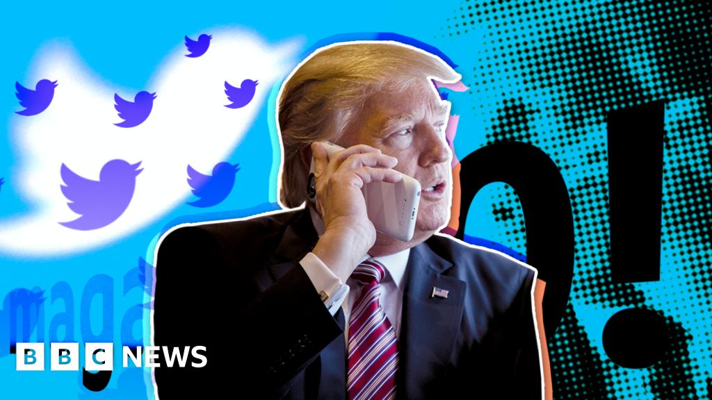 Trump Twitter 'hack': Dutch police question researcher