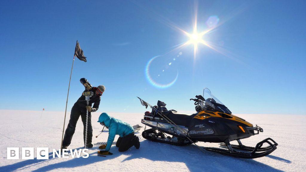 Coronavirus severely restricts the Antarctic-science