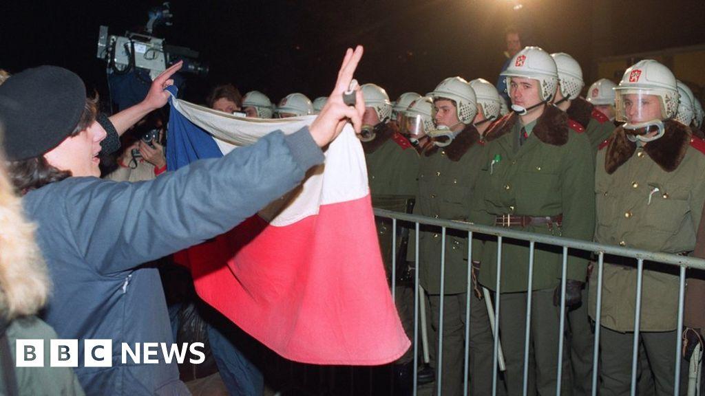 Velvet Revolution: Prague's ghosts of communism
