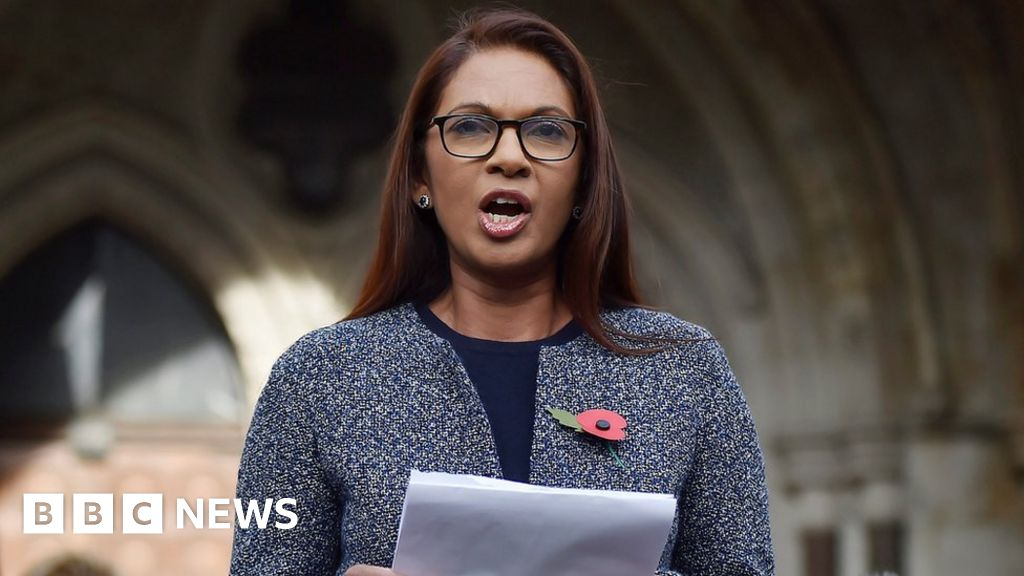 Brexit court case: Who is Gina Miller? - BBC News