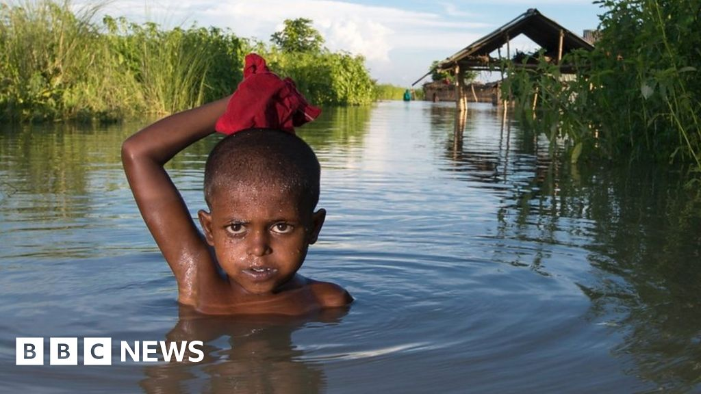 How climate change is making inequality worse, especially for children