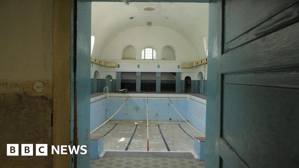 Inside the abandoned Soviet base the Cold War left behind