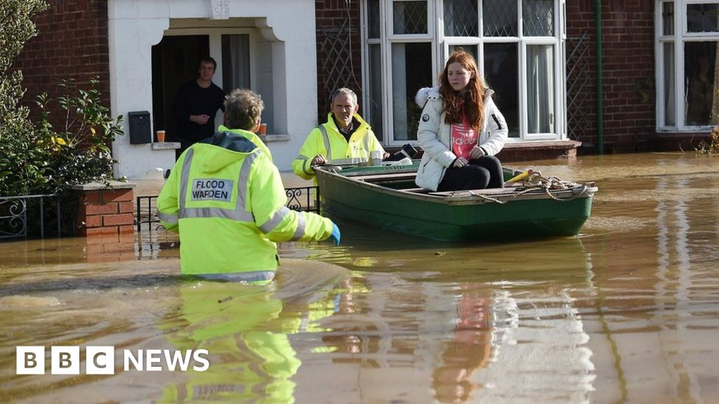 Further flooding as Storm Dennis damage continues