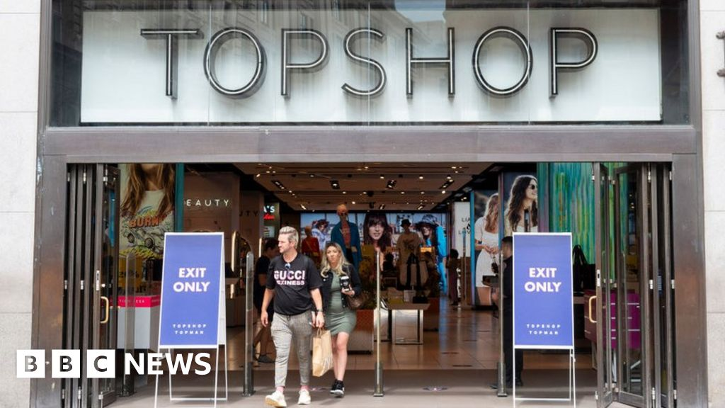 Arcadia: Buyers to 'pick over carcass' of Topshop owner, says former boss