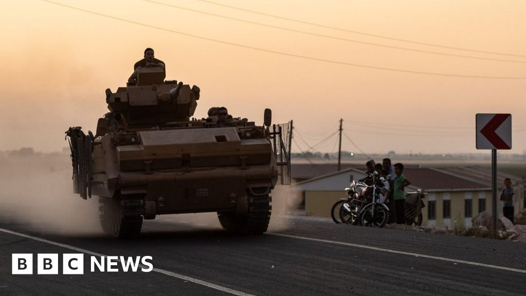 US says it did not approve of Turkey-Syria-offensive