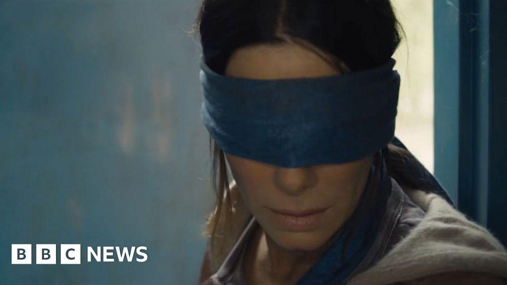 'My sleepless nights over Sandra Bullock's blindfold'