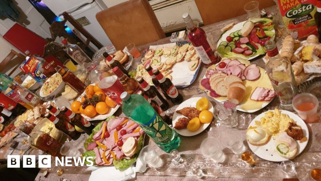 Police 'in absolute shock over massive party'