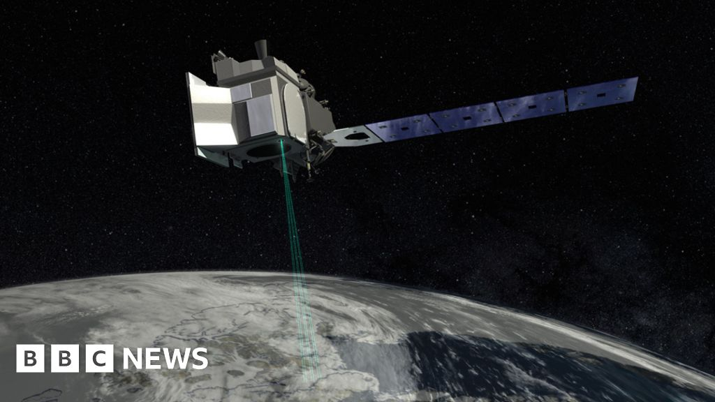 Dwelling laser to target Earth's ice thumbnail