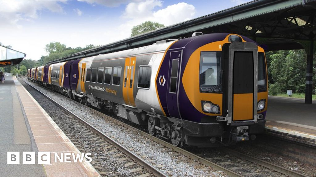 Train Lever In Lodon : London midland loses west midlands rail franchise bbc news