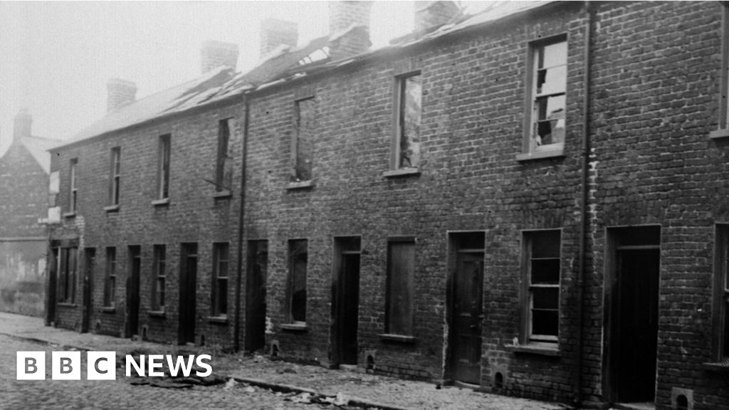 NI 100: How Northern Ireland's birth was marked by violence