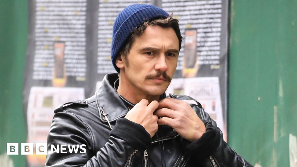 James Franco Faces Legal Action Over Sexual Misconduct Allegations Bbc News