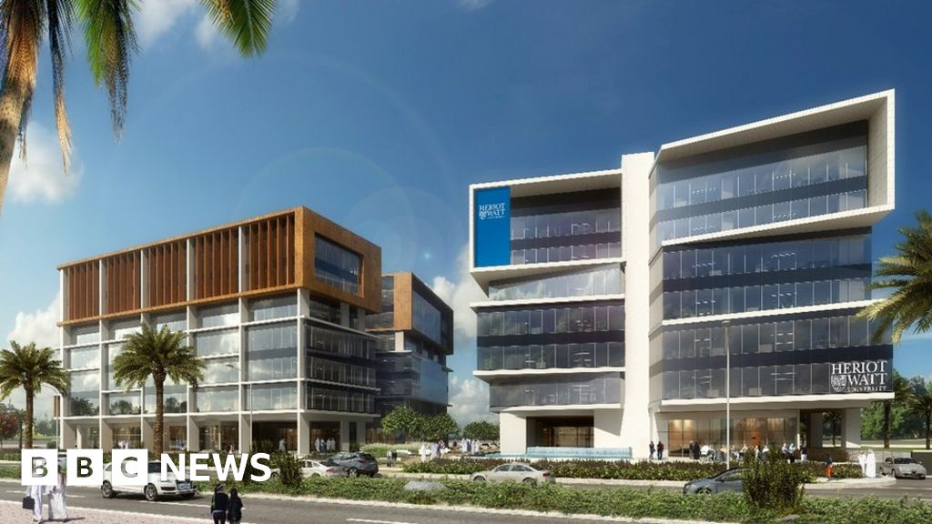 Heriot-Watt University unveils plans for new complex in Dubai