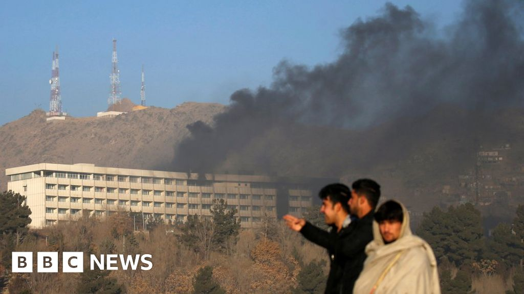 Kabul: Afghan forces seek to end Intercontinental Hotel siege
