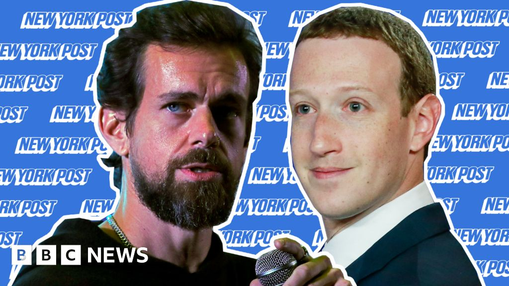 Facebook and Twitter chiefs ordered to testify over Biden article