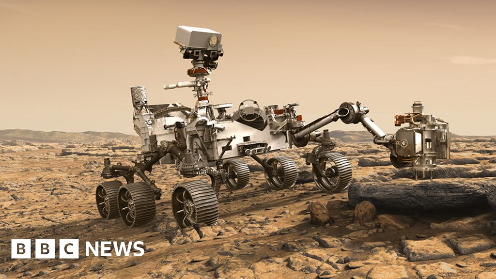Nasa Mars rover: How Perseverance will hunt for signs of past life