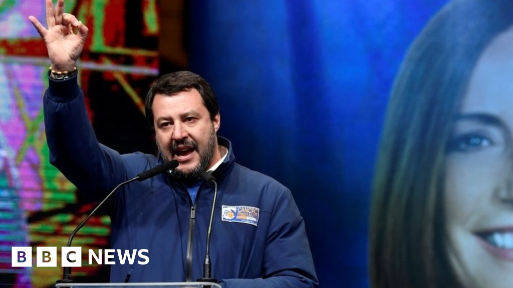 Salvini faces setback in Italian regional election