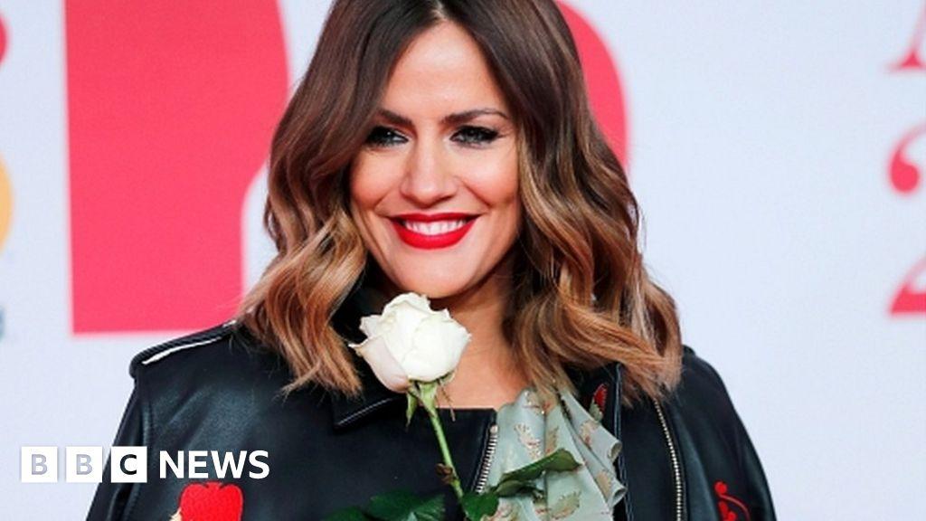 Caroline Flack wanted to 'find harmony' with boyfriend