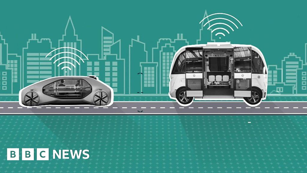 How will we get around in 2050?