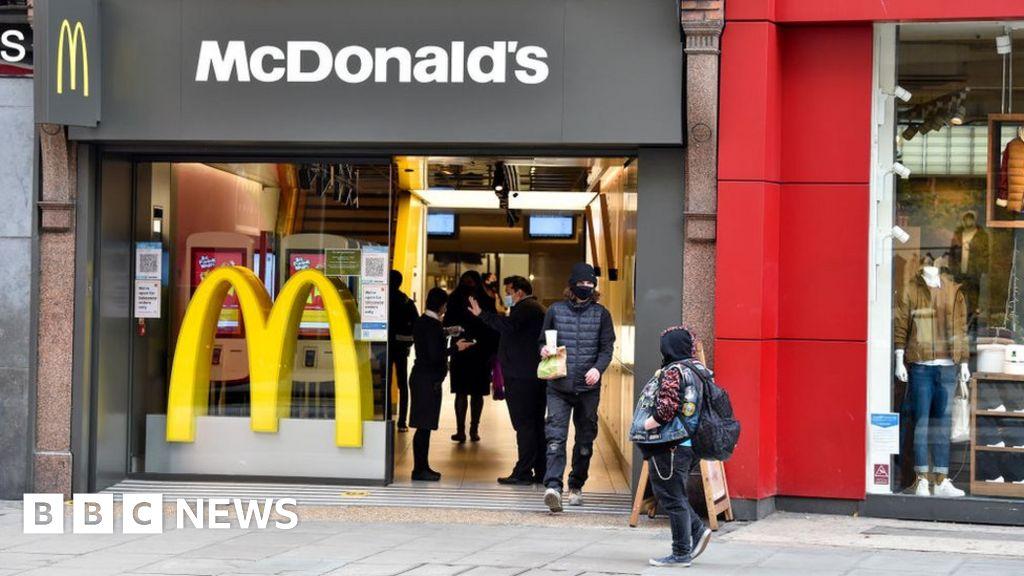 , McDonald's pauses walk-in takeaways in lockdown, Saubio Making Wealth