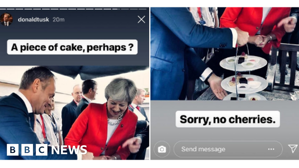 What's behind Tusk's Instagram diplomacy?