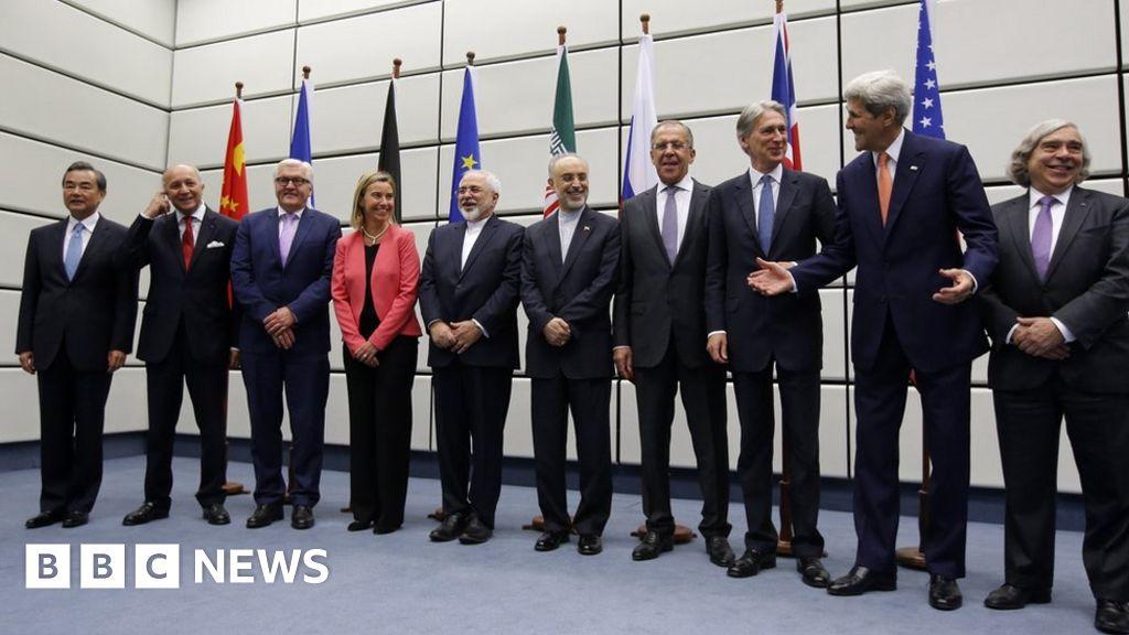 Iran Nuclear Deal Key Details Bbc News