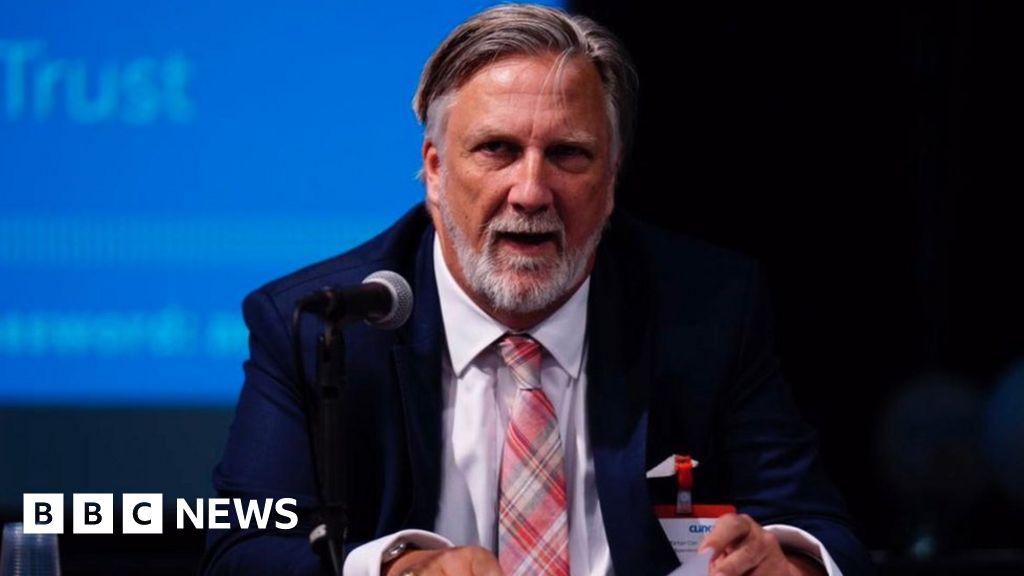 Michael Brown regrets  stupid  £2. 4m Lib Dem donation