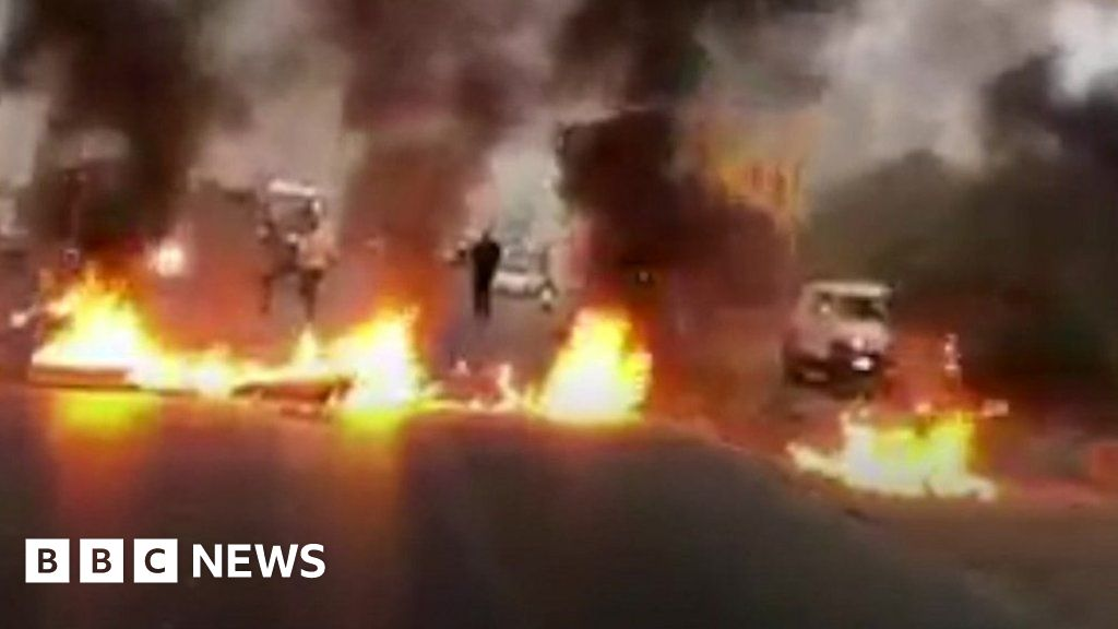 Deadly street protests over Iran water shortages