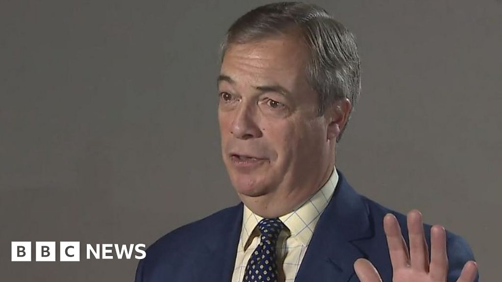 'Vote Brexit Party' to hold Tories to account