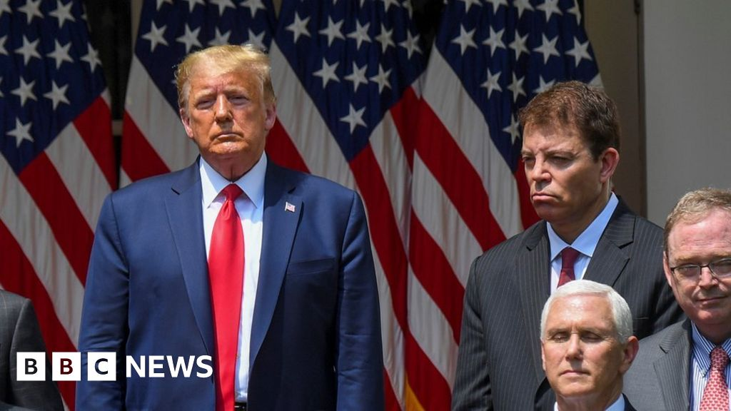'Trump political base hit hardest by coronavirus'