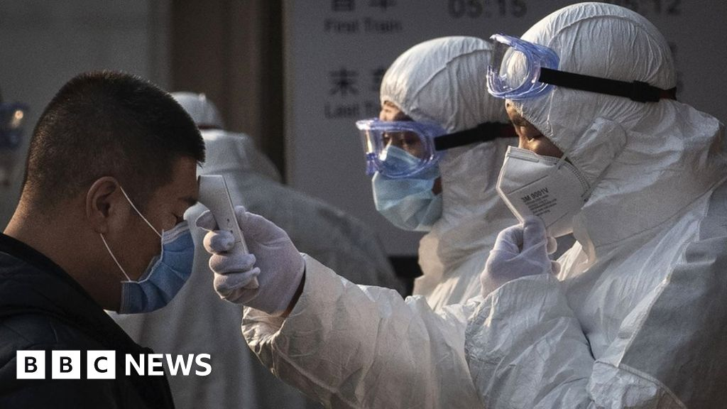 Hebei: China locks down 400,000 individuals after virus spike close to Beijing thumbnail