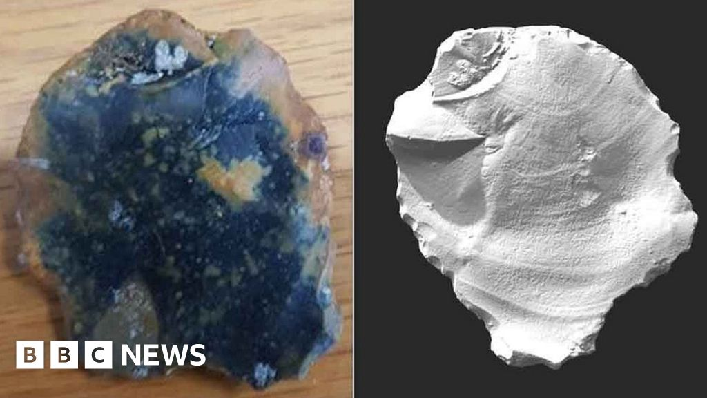 Evidence of human life found on seabed