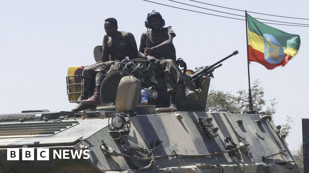 Tigray crisis in Ethiopia: fierce fighting was reported