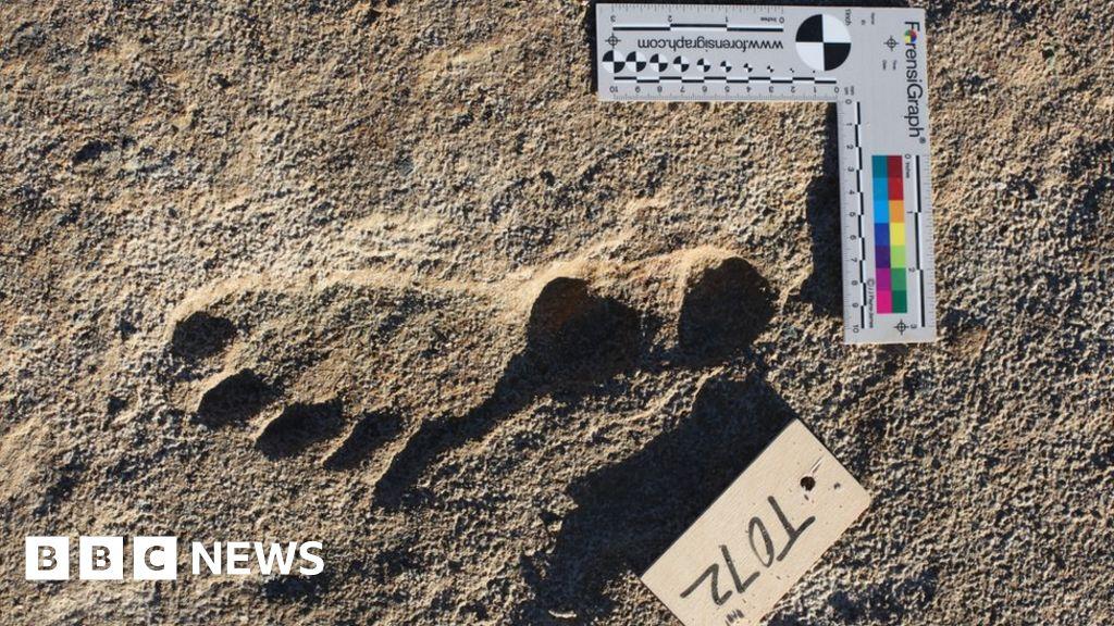 Earliest definitive evidence of people in Americas