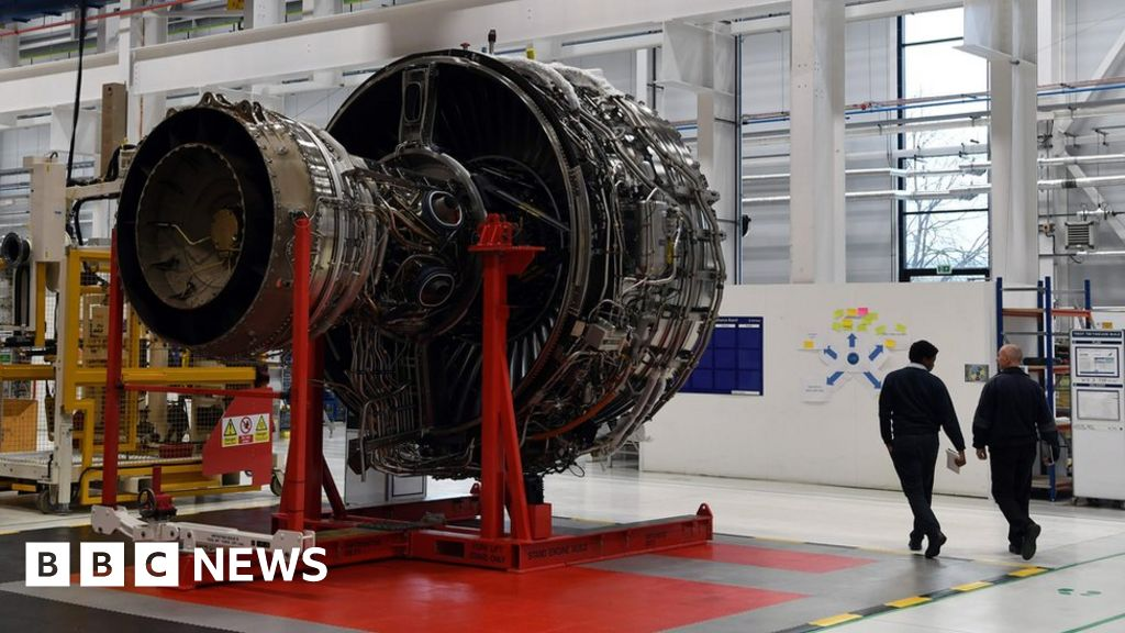 Rolls Royce How Serious Is The Latest Jobs Cull Bbc News
