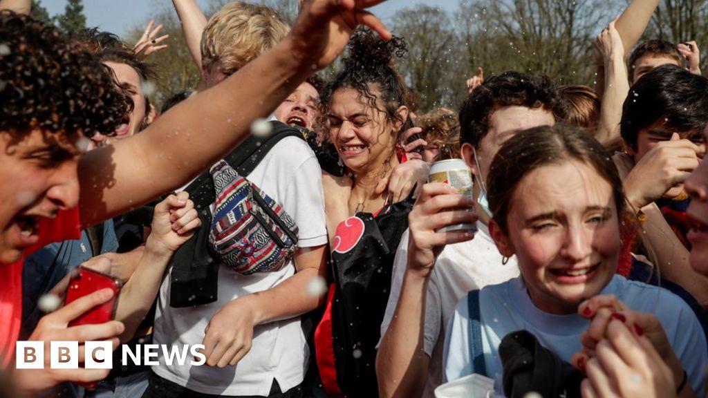Belgian police broke the fake festival as a joke by April Fools