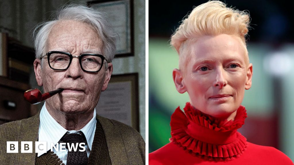 Tilda Swinton admits old man film hoax