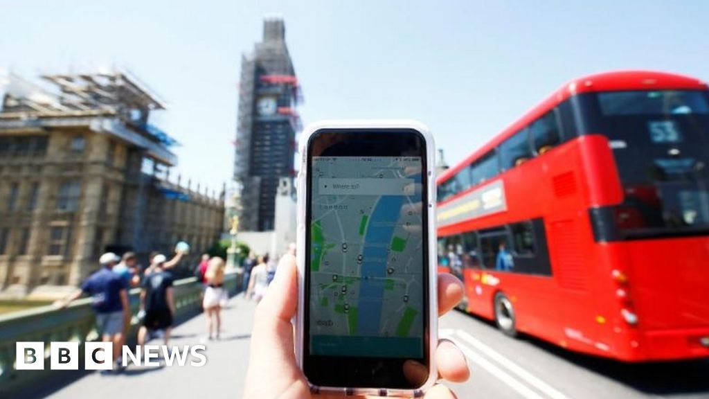 Uber granted short-term licence to operate in London